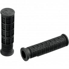 ATV STEALTH GRIPS BLACK