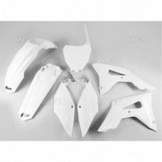 BODY KIT CRF450R 17- WHITE