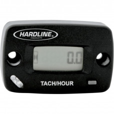 HARDLINE HOUR TACHMETER WITH LOG BOOK