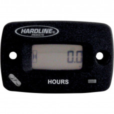 HARDLINE HOUR SERVICE AND TACHMETER RESETTABLE