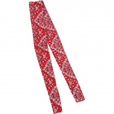 COOLDANNA® PAISLEY TIE-ON HEADWRAP ONE SIZE