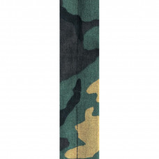COOLDANNA® WOODLAND CAMO TIE-ON HEADWRAP ONE SIZE