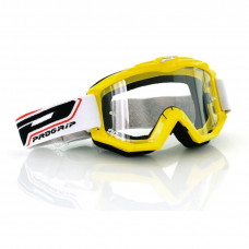 3201 RACE LINE OFFROAD GOGGLES YELLOW LENS CLEAR