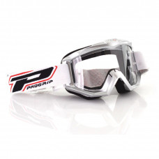 3201 RACE LINE OFFROAD GOGGLES GRAY LENS CLEAR