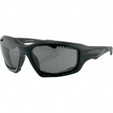 DESPERADO STREET SUNGLASSES BLACK LENSES SMOKE