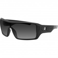 PARAGON STREET SUNGLASSES BLACK LENSES SMOKE