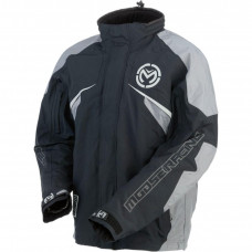 EXPEDITION™ S6 OFFROAD ADVENTURE JACKET BLACK/GRAY LARGE