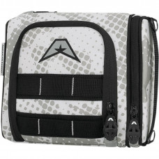 AMERICAN KARGO BAG BIG BLOCK WHITE