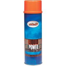LIQUID POWER AIR FILTER OIL SPRAY 500 ML