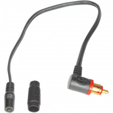 ADAPTER DC 2.5MM TO BIKE 90° PLUG FOR HEATED APPAREL