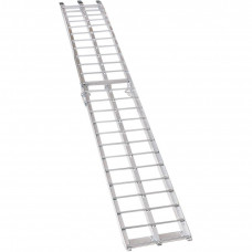 ARCHED FOLDING RAMP 2,3M | 90