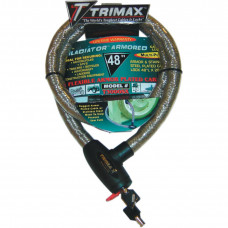 TRIMAX CABLE LOCK BRAIDED 48