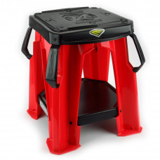 CLASSIC MOTO STAND RED
