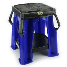 CLASSIC MOTO STAND BLUE