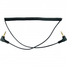 AUDIO CABLE 3.5MM STEREO SMH10 BLACK