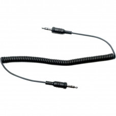 AUDIO CABLE 3.5MM STEREO SM10 BLACK
